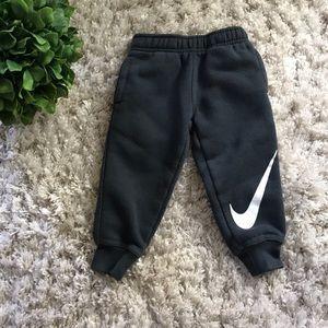 NIKE sweatpants toddler